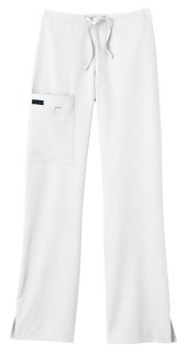 Jockey® Classic Ladies 1/2 Elastic, 1/2 Drawstring Stretch Zipper Pocket Pant