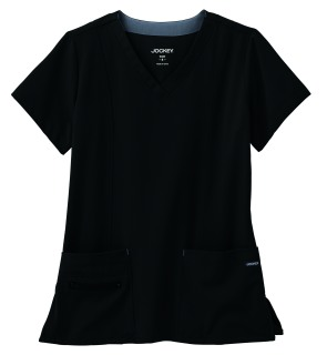 Jockey® Modern Ladies Stretch V Neck Top
