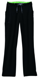 Jockey® Modern Ladies Convertible Drawstring Stretch Pant