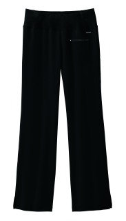 Jockey® Modern Ladies Stretch Yoga Pant with Zipper Pocket