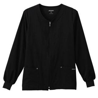 Jockey® Classic Ladies V-Neck Zip-Up Jacket