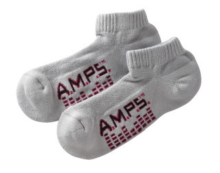 5902 AMPS Ladies Low Cut Performance Sock