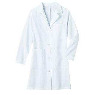 "651 Meta Women's 38"" Cotton Long Labcoat"