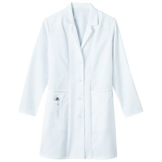 "Meta Ladies 36"" Mid-Length Labcoat"