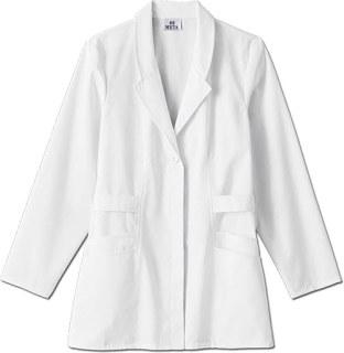 """Meta Ladies 30"""" Stretch Labcoat"""
