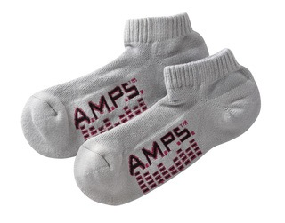 5902 AMPS Ladies Low Cut Performance Sock-