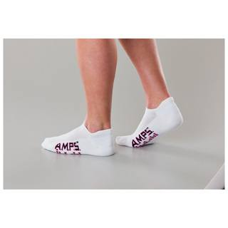 AMPS Ladies Tab Cut Lite Performance Sock-AMPS