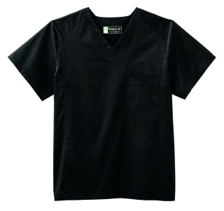 Bio Stretch Mens V-Neck Top-Bio
