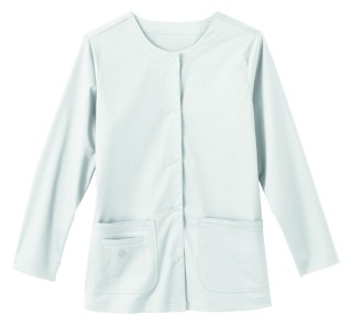 Bio Stretch Ladies Everyday Warm Up Jacket-BIO