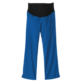 Fundamentals Ladies Maternity Pant with Stretch Panel