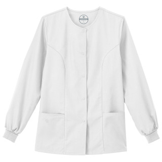 Fundamentals Ladies 28 Warm Up Jacket-Fundamentals