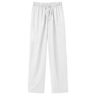 White Swan Fundamentals Unisex Five Pocket Zip Pant-Fundamentals