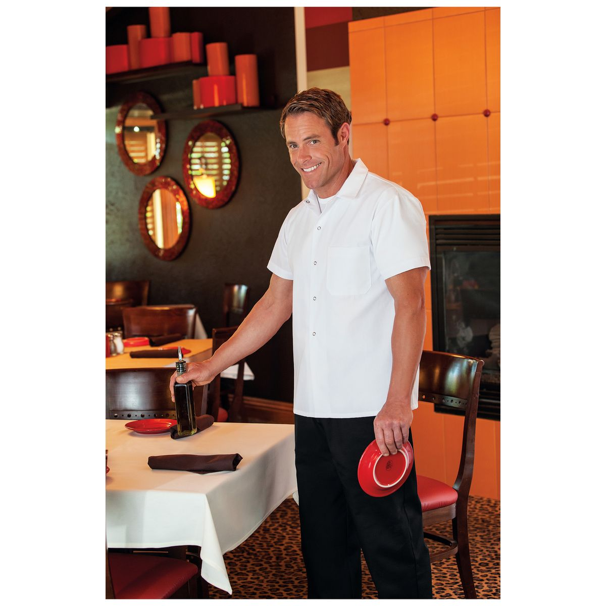 Five Star Chef Cook Shirt
