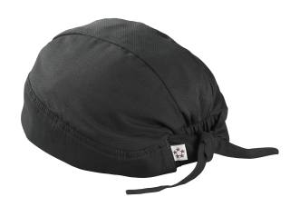 Five Star Skull Cap with Tie-Five Star