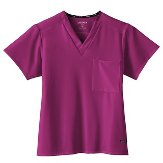 2200 Jockey Classic Unisex One Pocket Stretch Top-Jockey� Scrubs
