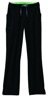Jockey Modern Ladies Convertible Drawstring Stretch Pant-Jockey® Scrubs