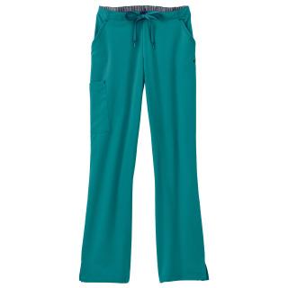 2313 Jockey Modern Ladies Convertible Drawstring Stretch Pant-Jockey Scrubs