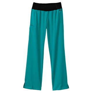 2358 Jockey Ladies Soft Comfort Yoga Pant-Jockey Scrubs