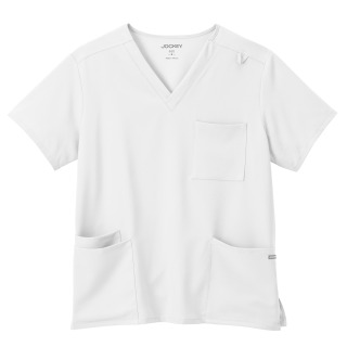 Jockey Classic Unisex Four Pocket Top-Jockey Scrubs