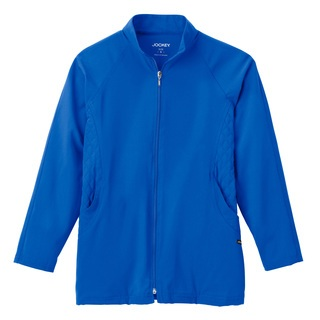 Jockey Classic Ladies Tailored Quilted Jacket-Jockey® Scrubs