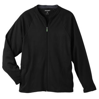 Jockey Mens Tech Fleece Jacket-Jockey Scrubs