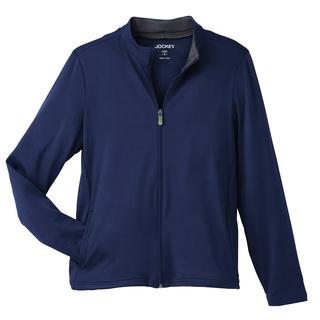 2399 Jockey Ladies Tech Fleece Jacket-Jockey� Scrubs