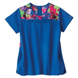 Jockey Performance RX Ladies Kinetic Print Top-