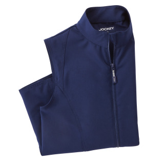 Jockey Ladies Sporty Zip Vest-Jockey� Scrubs