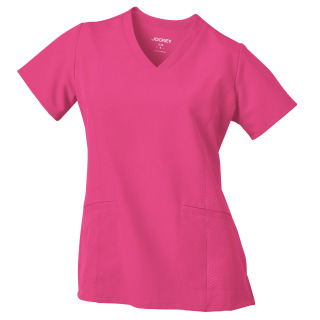 Jockey Performance RX Ladies Embossed Scrub Top-
