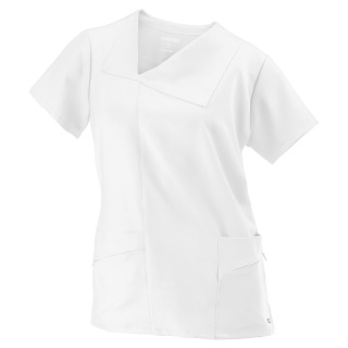 Jockey Ladies Edge of Greatness Top-Jockey Scrubs