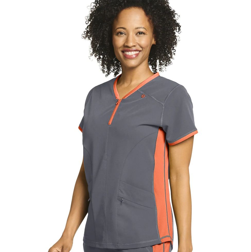 2502 NEW Jockey Scrubs Retro Ladies Air Condition Top-Jockey� Scrubs
