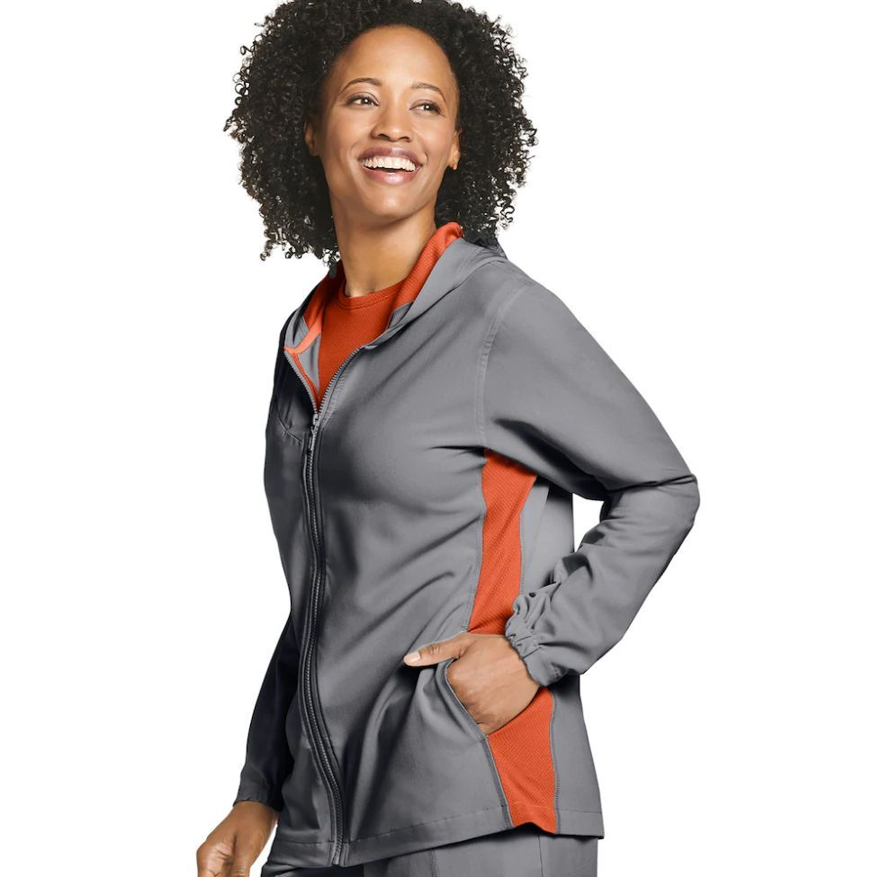 2506 NEW Jockey Scrubs Retro Ladies Relay Jacket-Jockey� Scrubs