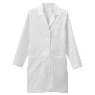Meta Ladies 35 Twill Trench Style Labcoat-Meta