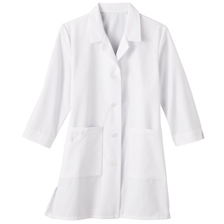 Meta Fundamentals 33 3/4 Sleeve Ladies Labcoat-