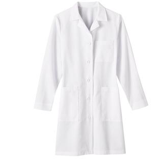 Meta Ladies 37 Long Labcoat-