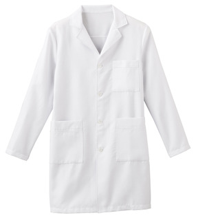 "Meta 38"" Mens X-Static Labcoat"
