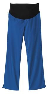 Fundamentals Maternity Pant with Stretch Panel-Fundamentals