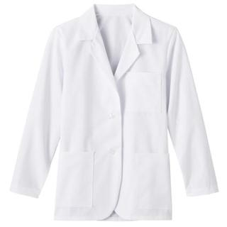 "28"" Meta Fundamentals Women's Consultation Labcoat in Regular and Tall Sizes-Meta"