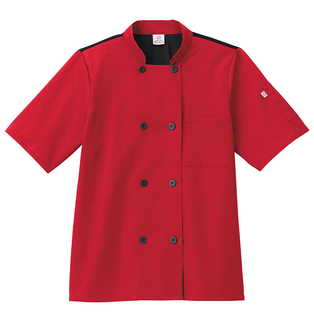 Five Star Moisture Wicking Mesh Back Chef Coat-