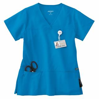 Jockey Scrubs True Fit Crossover V-Neck Top-