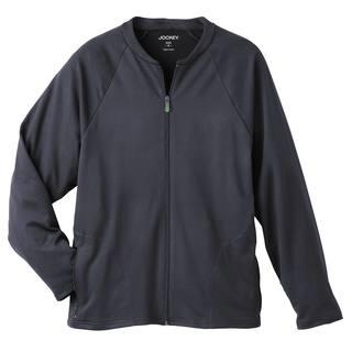2397 Jockey Men's Tech Fleece Jacket-Jockey Scrubs