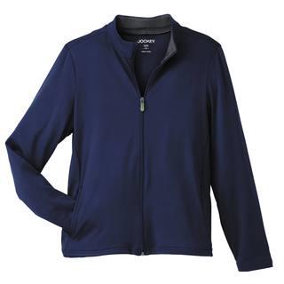 2399 Jockey Ladies Tech Fleece Jacket-Jockey Scrubs
