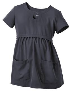 Jockey Scrubs Empire Waist Maternity Top-Jockey Scrubs