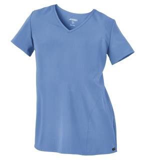 Jockey Scrubs Pleated Back Maternity Top-Jockey Scrubs