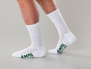 AMPS Crew Proformance Footwear-AMPS