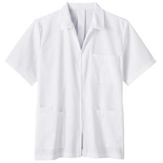 "Meta 31"" Professional Zipper Front Shirt-Meta"