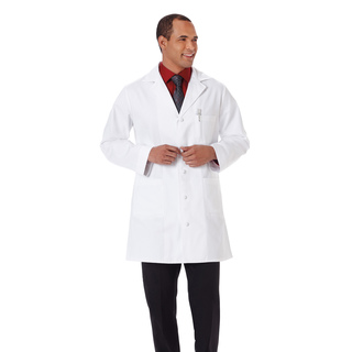 "Meta 45"" 100% Cotton Heavyweight Twill Labcoat-Meta"