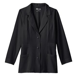 """29"""" Meta Women's Pro Consultation Stretch Labcoat-Meta"""