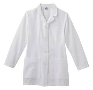 """Meta 32"""" Trench Style Labcoat-"""