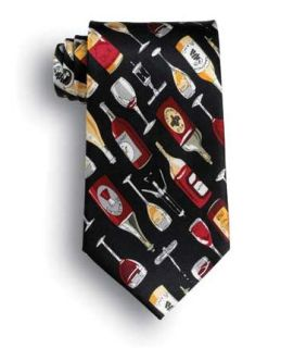 Beverages Novelty Tie-